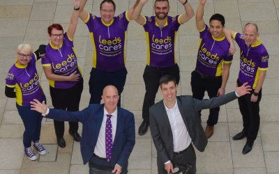 Yorkshire charity going global in UCI fundraising first