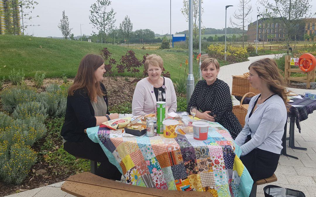 Community Sanctuary at Royal Papworth Hospital