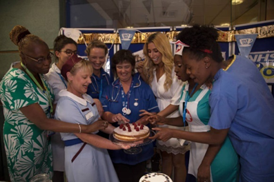 NHS Big Tea 2020: raising a cuppa to nurses and midwives