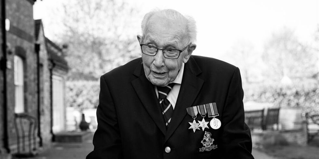 Our tribute to Captain Sir Tom Moore