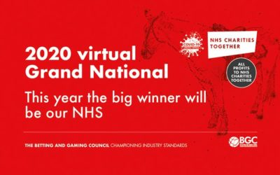 Virtual Grand National supports Covid-19 Urgent Appeal