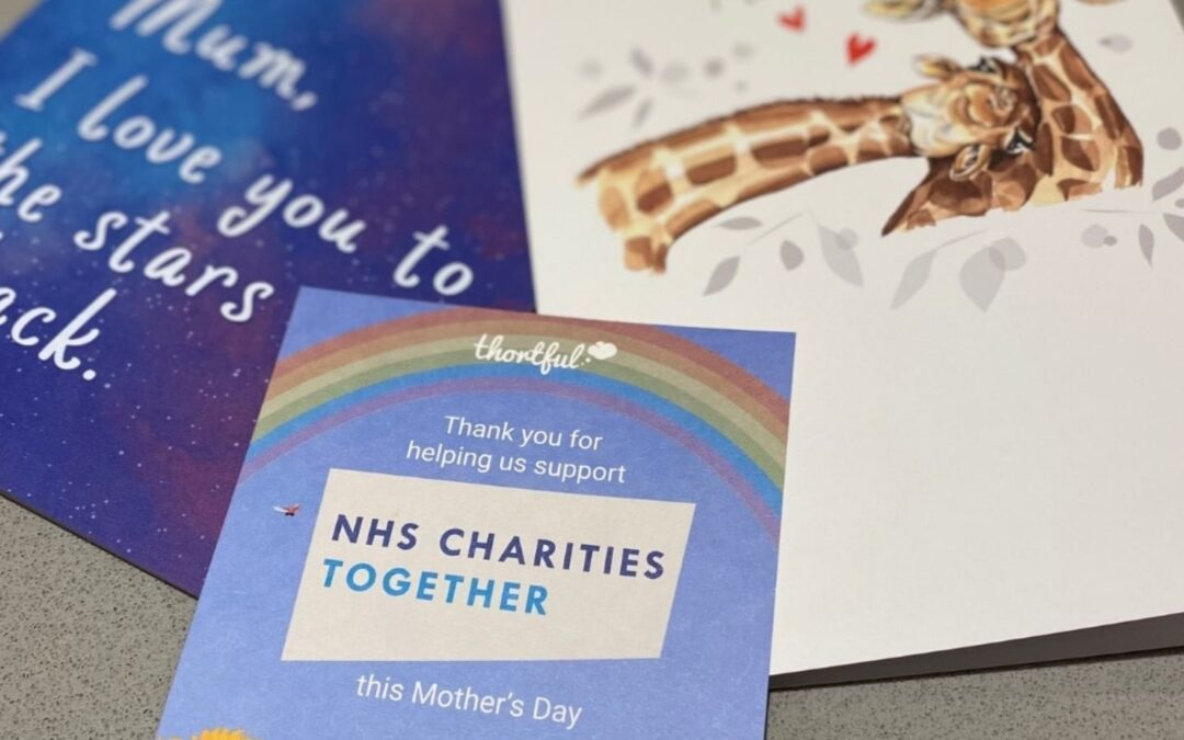 Cards producer thortful smashes fundraising target to raise more than £130,000 for NHS Charities Together