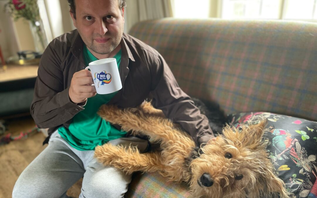 Adam Kay, Stephen Fry, Vicky McClure, Daisy May Cooper and other celebrities urge the public to get behind NHS staff and join the NHS Big Tea on 5th July