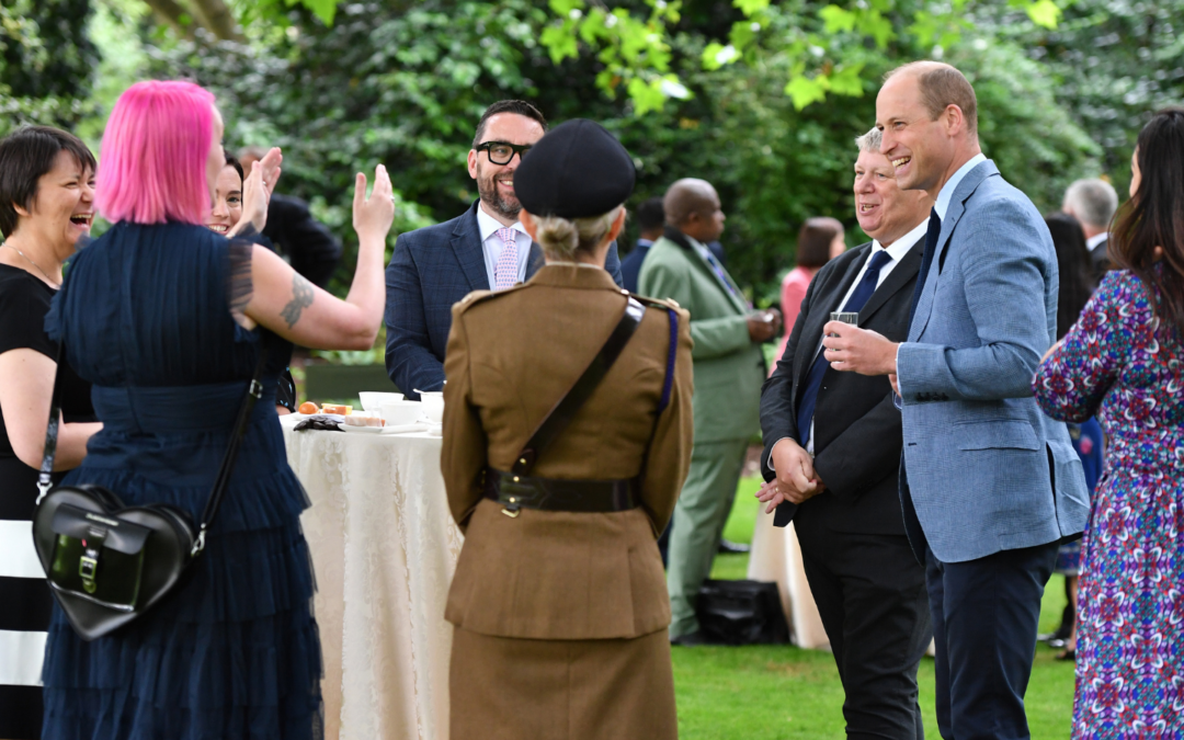 Big Tea at Buckingham Palace for NHS staff as thousands of events thank the UK's frontline on the birthday of the NHS