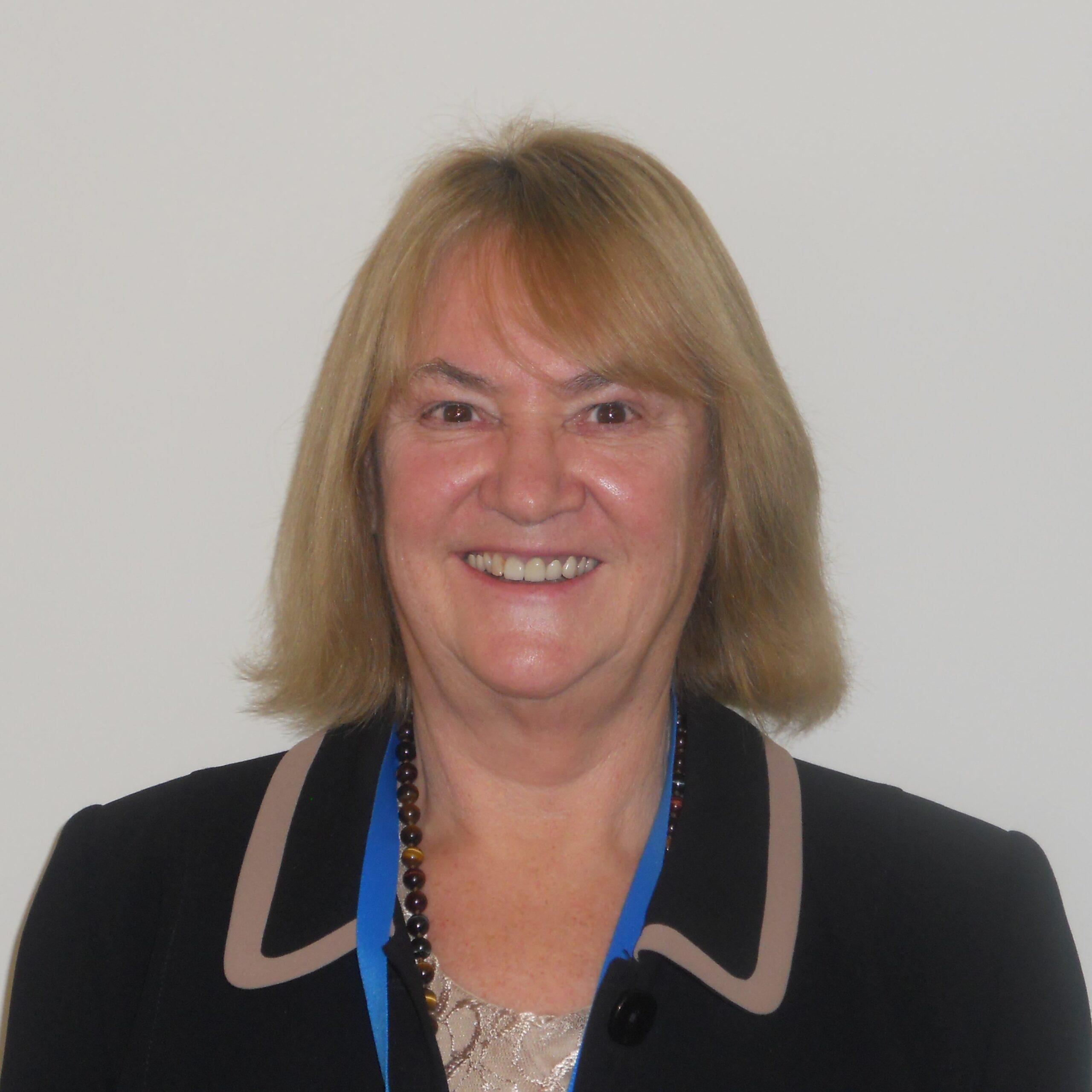 Dame Gill Morgan